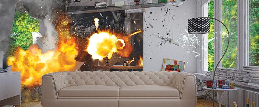 Assicurazione Scoppio incendio casa, terremoto