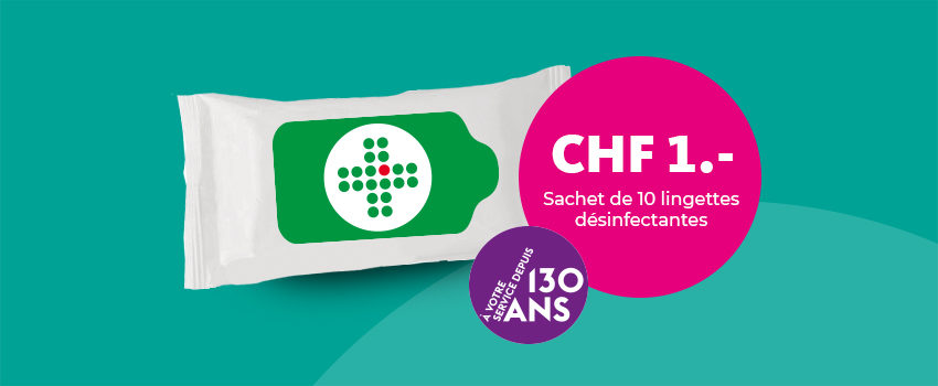 Action sociale - 130 ans Pharmacie Populaire